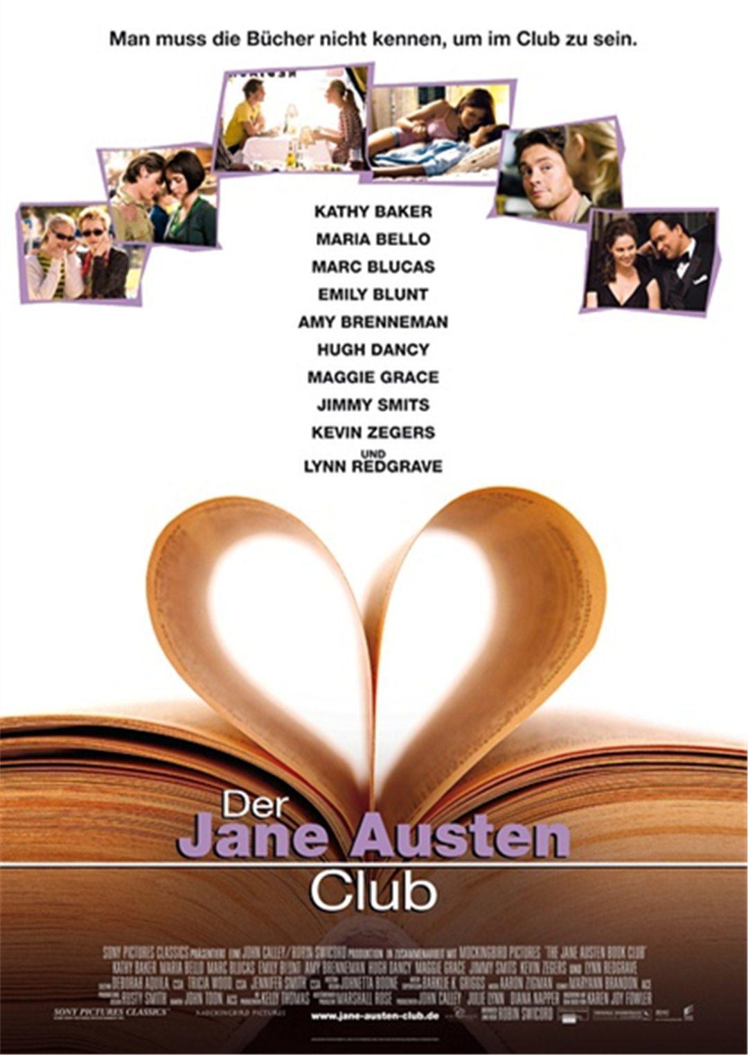 《奥斯汀书会》电影高清在线观看