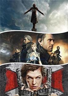 《生化6》《刺客信条》《最终幻想15》 一大波游戏改编电影来袭