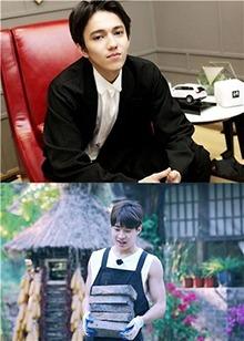 """迪玛希和刘宪华的萌点PK 哪位""""大侄子""""更傻萌呢?"""