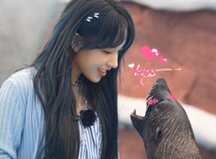 Plus第7期:程潇获海狮KISS