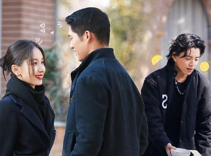 第12期:王子文吴永恩成功牵手